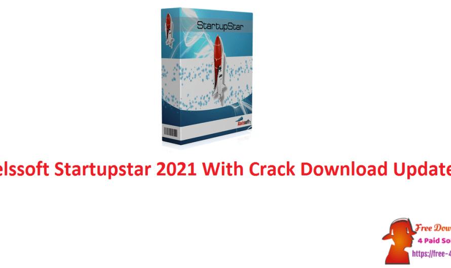 Abelssoft Startupstar 2021 14.0.29196 Crack Download [Updated]
