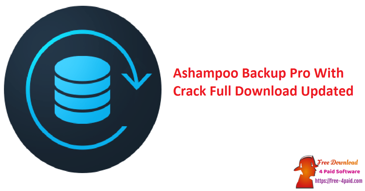 Ashampoo Backup Pro With Crack Full Download Updated