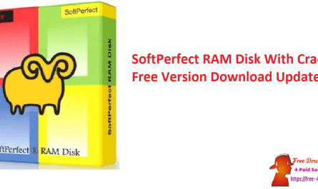 SoftPerfect RAM Disk With Crack Free Version Download Updated