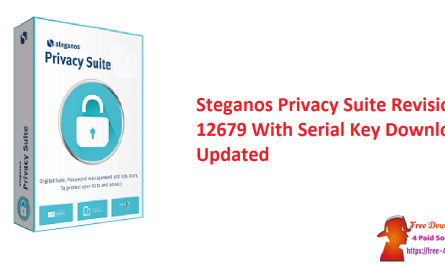 Steganos Privacy Suite Revision 12679 With Serial Key Download Updated
