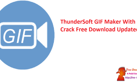 ThunderSoft GIF Maker With Crack Free Download Updated