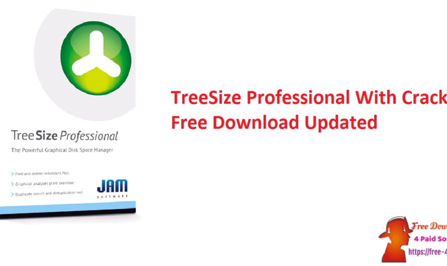 TreeSize Professional 8.1.4.1582 With Crack Free Download [Updated]