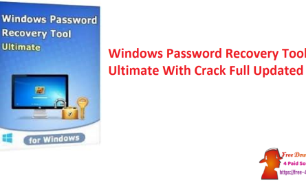 Windows Password Recovery Tool Ultimate With Crack Full Updated