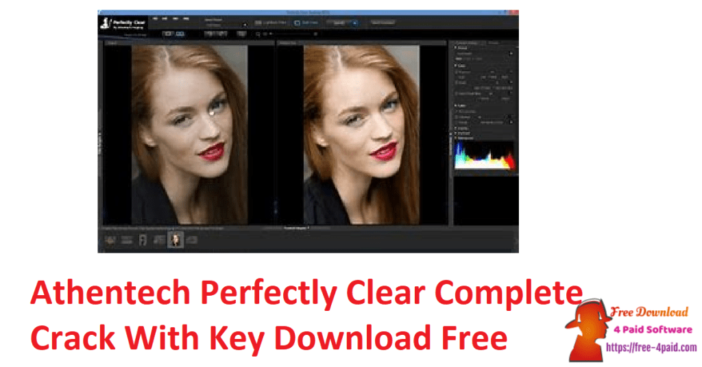 Athentech Perfectly Clear Complete Crack With Key Download Free
