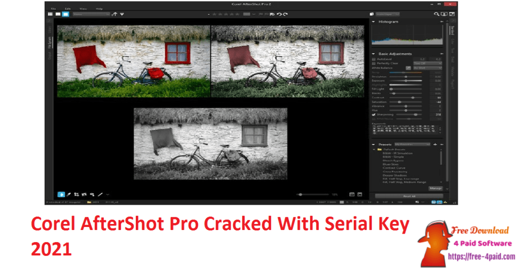 Corel AfterShot Pro Cracked With Serial Key 2021