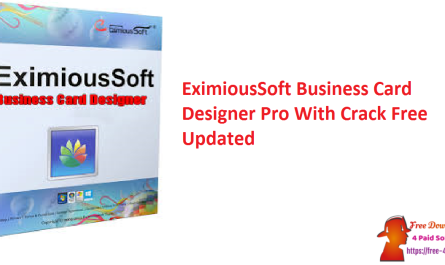EximiousSoft Business Card Designer Pro With Crack Free Updated