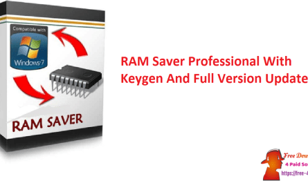 RAM Saver Professional With Keygen And Full Version Updated