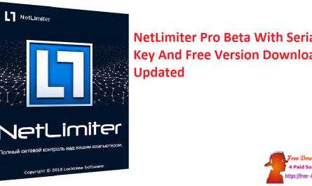 NetLimiter Pro Beta With Serial Key And Free Version Download Updated