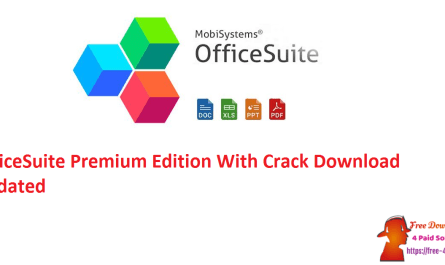 OfficeSuite Premium Edition With Crack Download Updated