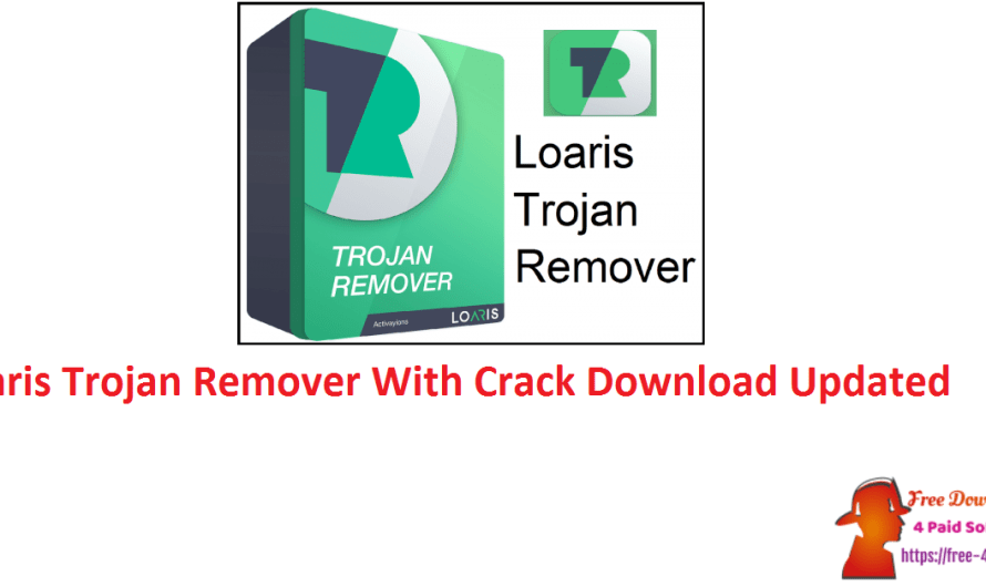 Loaris Trojan Remover 3.1.63 Build 1604 With Crack Download [Updated]