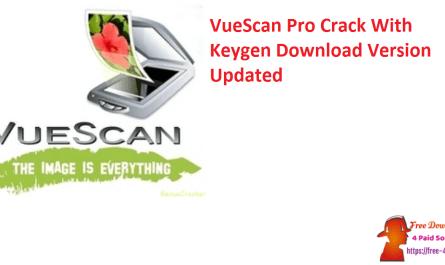 VueScan Pro Crack With Keygen Download Version Updated