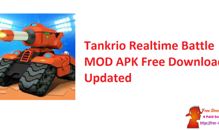 Tankrio Realtime Battle MOD APK Free Download Updated