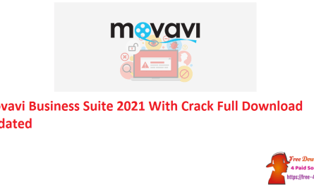Movavi Business Suite 2021 With Crack Full Download Updated