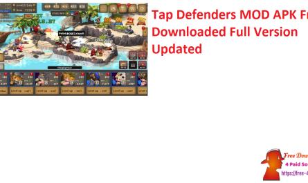 Tap Defenders MOD APK Free Downloaded Full Version Updated