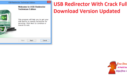 USB Redirector With Crack Full Download Version Updated
