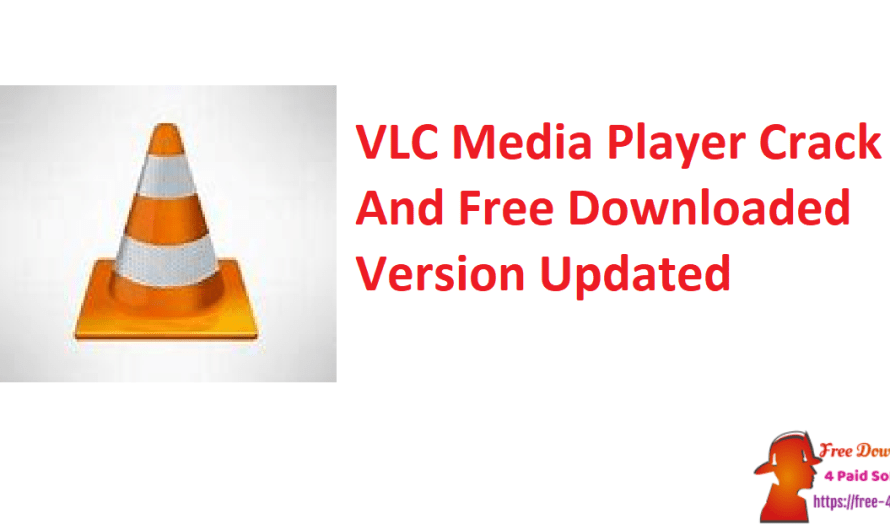 VLC Media Player 3.0.15.0 Crack And Free Downloaded Version [Updated]