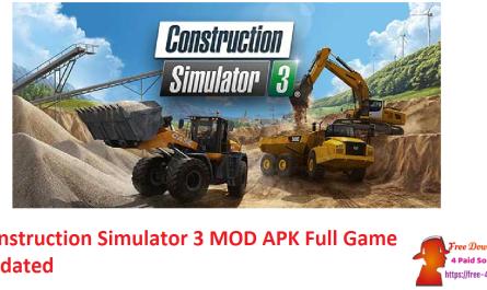 Construction Simulator 3 MOD APK Full Game Updated
