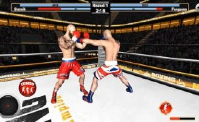 Boxing Road To Champion Knockout Free Apps Android