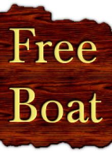 home free boat free
