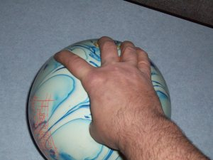 bowling finger positions