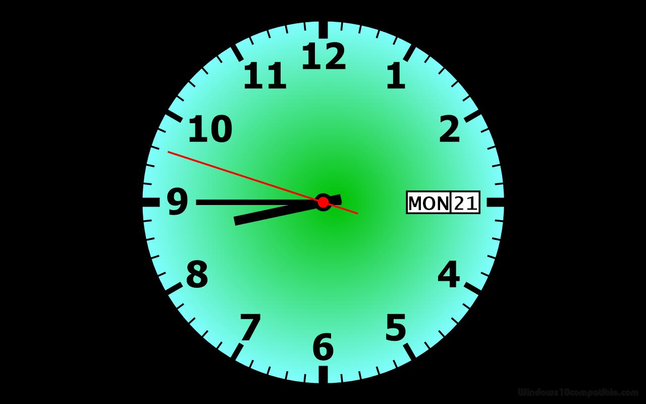 Free Clock Screensaver 10 Free download