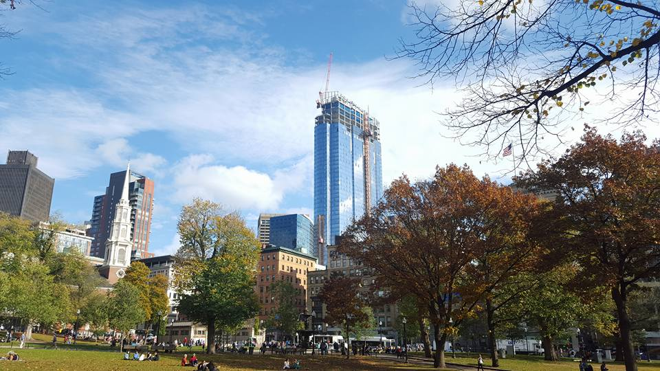 Just How Many People Live in Boston's Millennium Tower, Anyway?