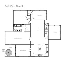 Easy To Use Floorplans Drawing Software