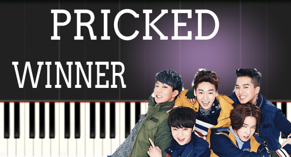 WINNER (Mino & Taehyun) – Pricked (사랑가시)