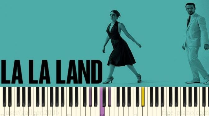 La La Land OST – Another Day Of Sun – Piano Tutorial