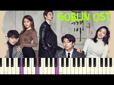 Stuck in Love + And I'm Here (from Goblin OST) – Piano Tutorial