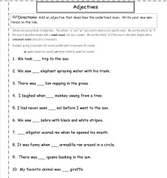 Magnet Worksheets For 2nd Grade   Printable Worksheets and Activities for  Teachers [ 1650 x 1275 Pixel ]