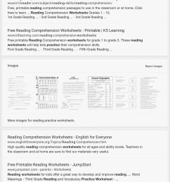 3rd Grade Reading Comprehension Free Printable Worksheet   Printable  Worksheets and Activities for Teachers [ 2048 x 1536 Pixel ]