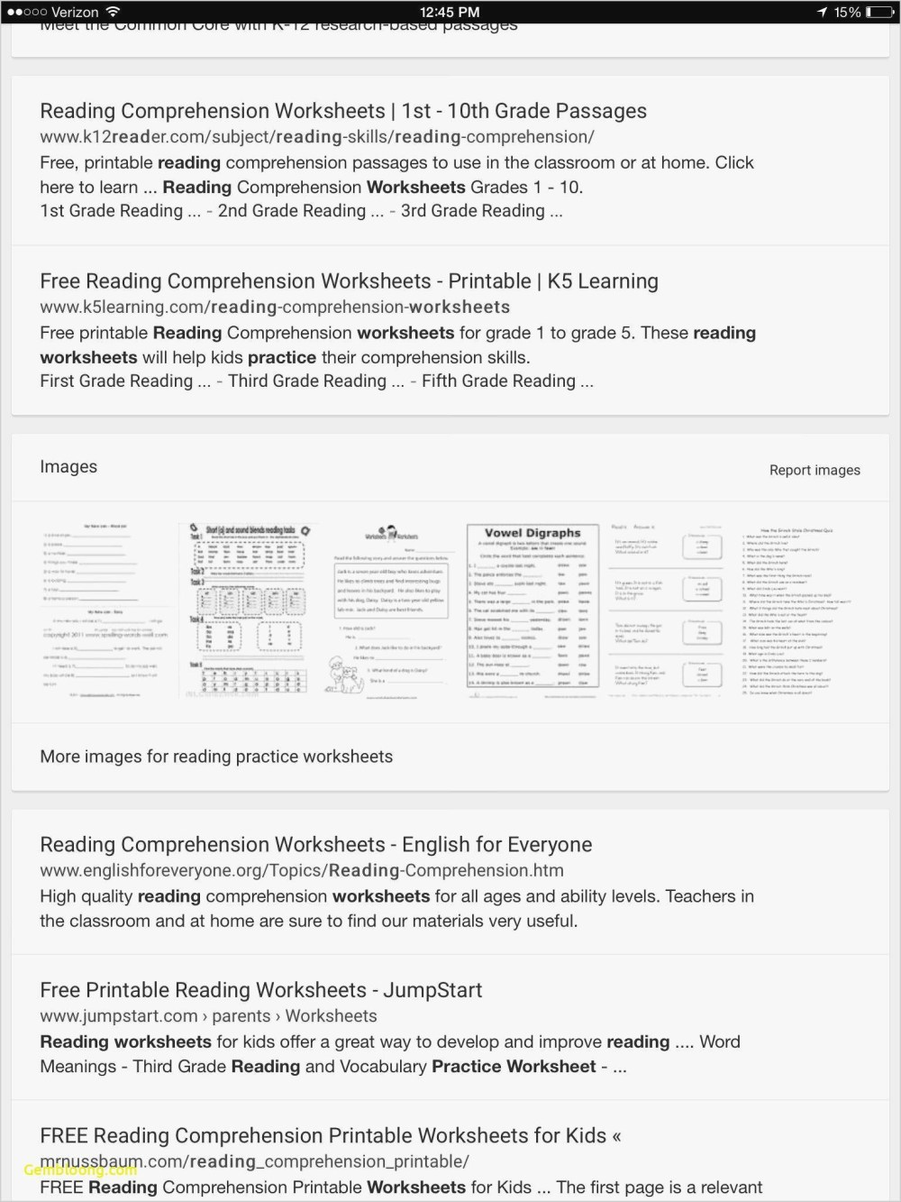 medium resolution of 3rd Grade Reading Comprehension Free Printable Worksheet   Printable  Worksheets and Activities for Teachers