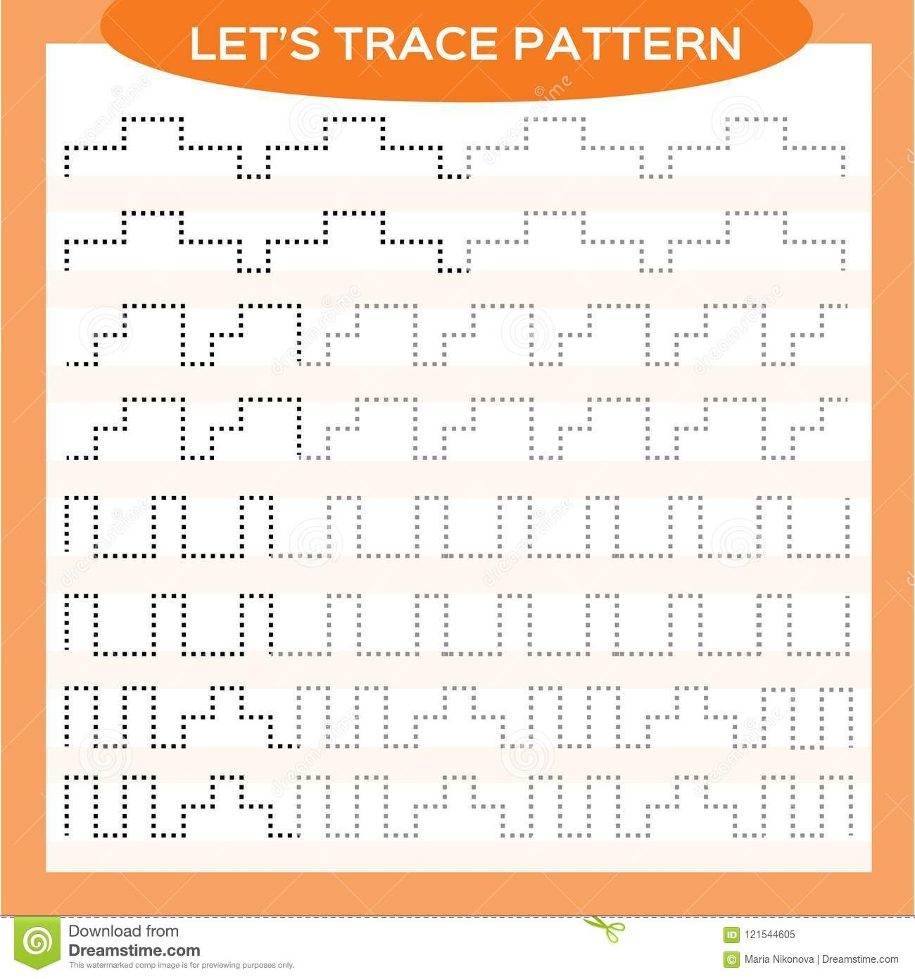 Free Printable Fine Motor Skills Worksheets