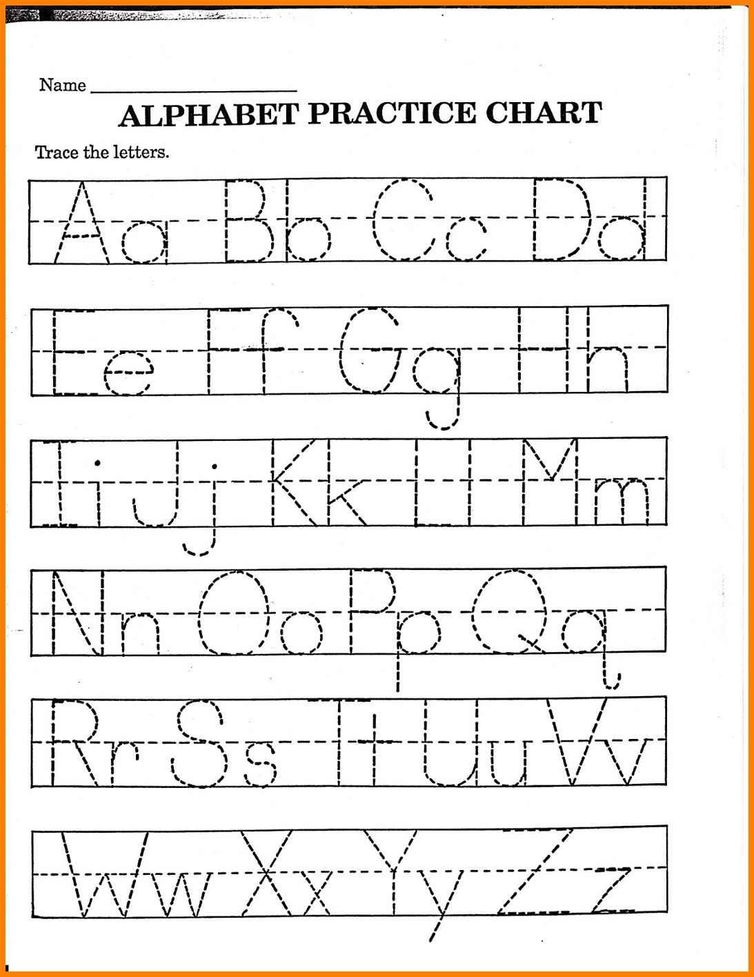 Worksheet Kinder Worksheets Kindergarten Alphabet