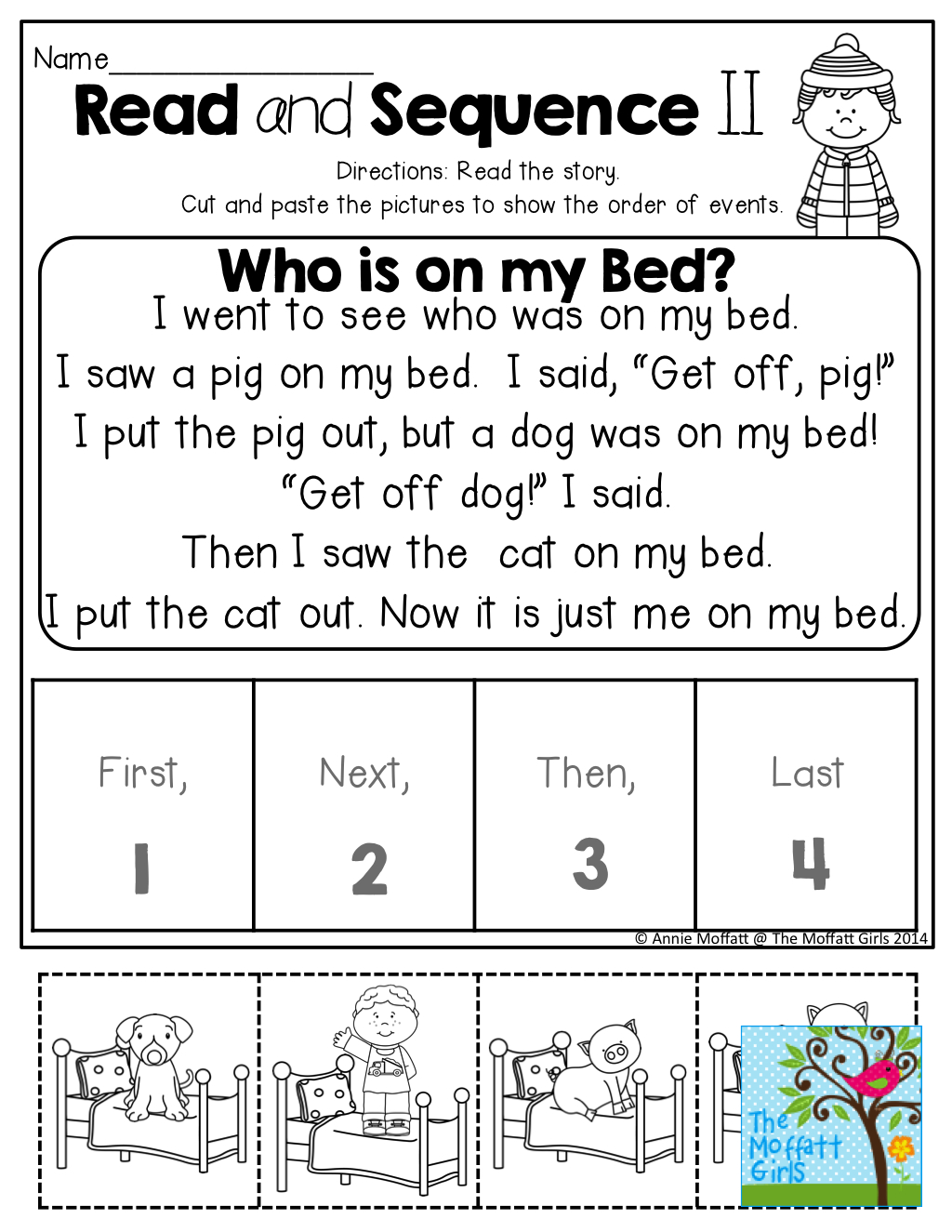 hight resolution of Sequencing Worksheets Pdf   Printable Worksheets and Activities for  Teachers