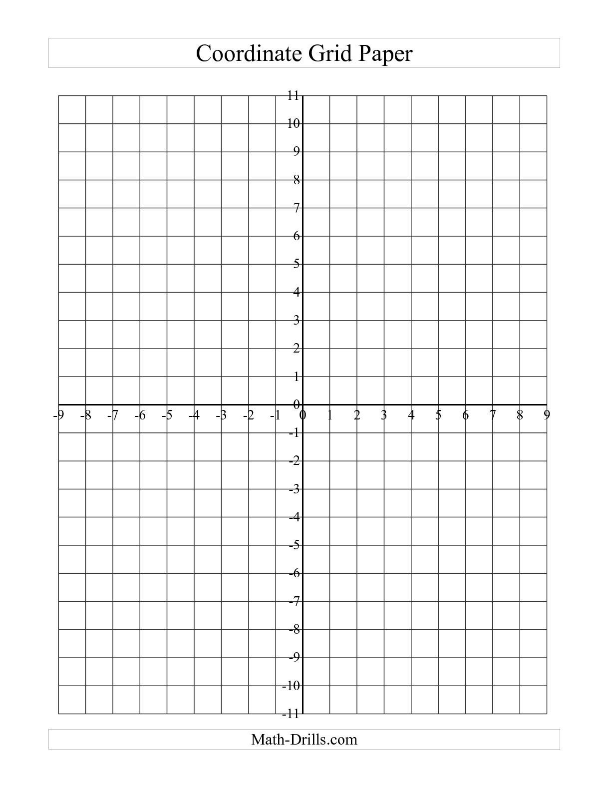 hight resolution of Coordinate Grid Worksheets For Kids   Printable Worksheets and Activities  for Teachers