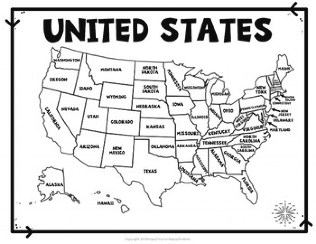 Map Quiz The States
