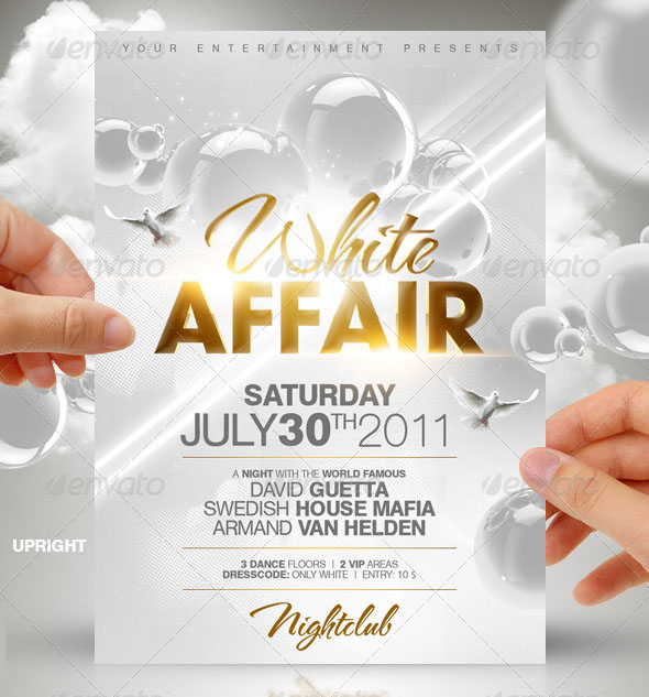 98 Premium & Free Flyer Templates PSD Absolutely Free To
