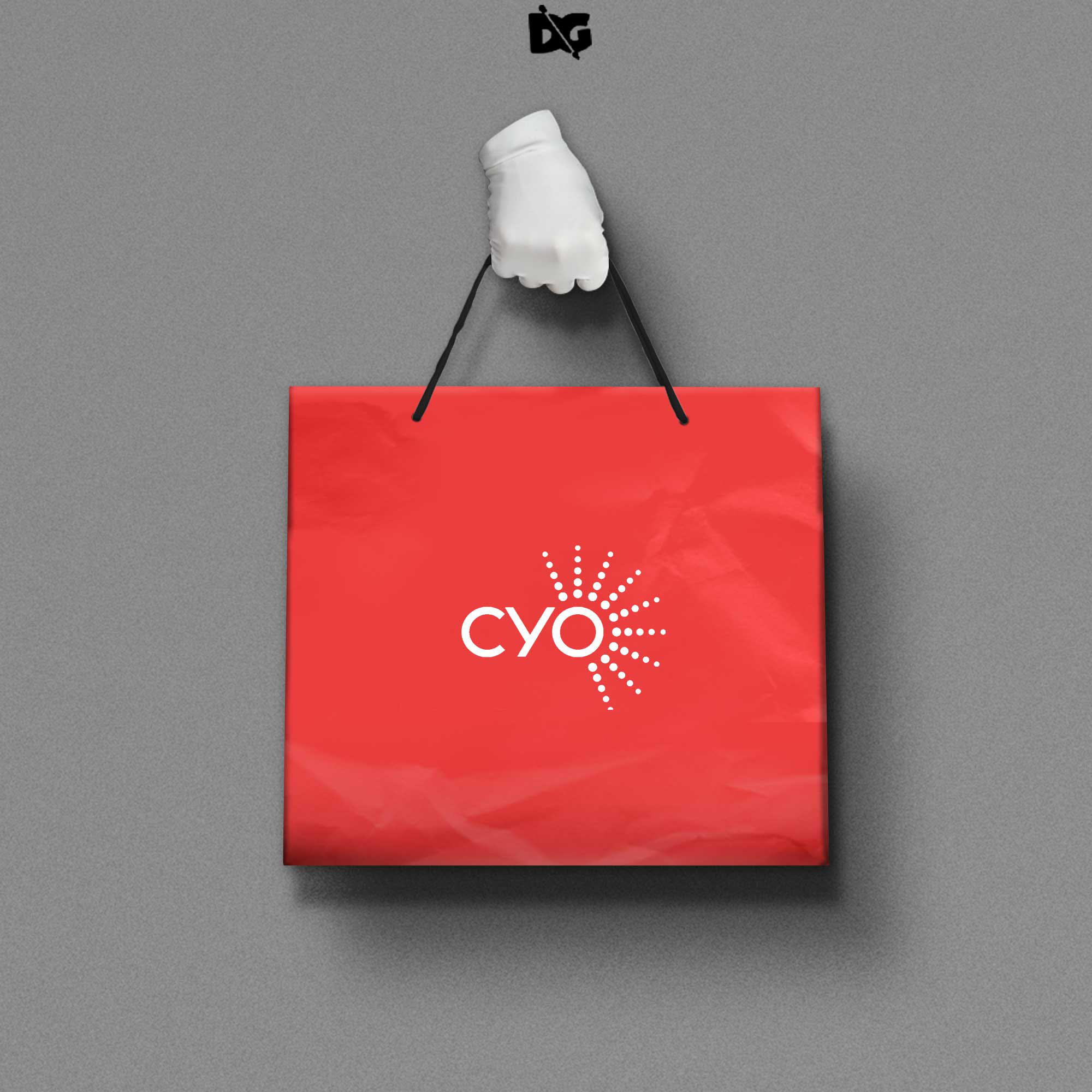 Chips bag mockup featuring a customizable background. 65 Free Professional Shopping Bag Mockups And Premium Version Free Psd Templates
