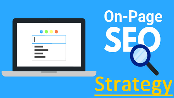 on page seo strategy