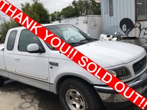 SOLDOUT! FORD F-150