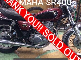 SR400 128,000円