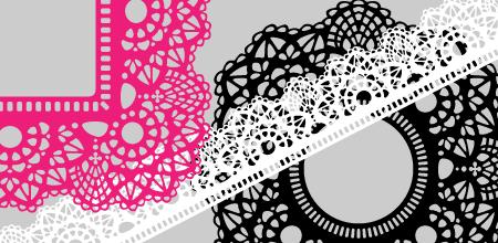 sozaico-lace-vector