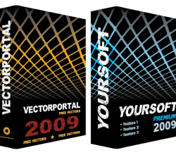 Free Software Box Vector
