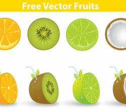 Vector Fruits Free