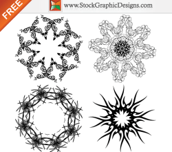 Free Vector Illustration of Design Elements