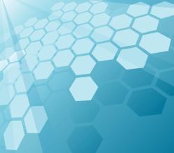 Modern Hexagon Background Design