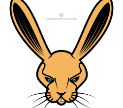 Rabbit Free Vector Art
