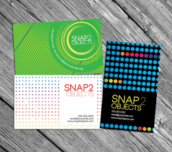 Free Colorful Vector Business Cards Templates